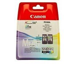 Cartucho canon Pg-510-cl-511 Pixma Mp230-237-252 P