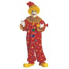 Starburst Clown Clothing Halloween Fancy Dress