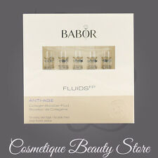 Babor Anti-age Collagen Booster Fluid 7 Ampoules X 2 Ml Ea NEW IN BOX EXP 2/18