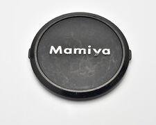 Genuine Mamiya RB 77mm Front Lens Cap Japan Medium Format (#3184)