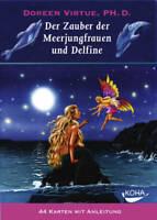 Der Zauber der Meerjungfrauen und Delfine von Doreen Virtue (2007, Kartenset)