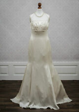 Unbranded Satin Halterneck Wedding Dresses