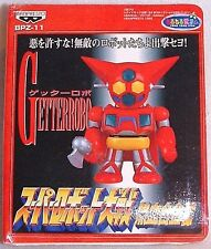 "SD GETTER ROBO ROBOT SUPER DEFORMED 3"" DIECAST MIB SUPERHERO SHOGUN GETTA ROB"