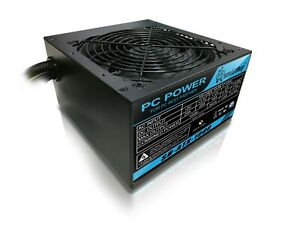 Smartbuy 1000W 1000 WATT LED Fan Silent PC ATX Power Supply PSU SATA 12V PCI-E