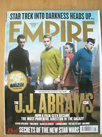 EMPIRE FILM MAGAZINE No 287 MAY 2013 STAR TREK INTO DARKNESS - FOLD-OUT COVER