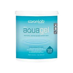 Caron Caronlab Aquagel Strip Wax Microwaveable Waxing Hair Removal (1kg)