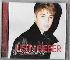 JUSTIN BIEBER - UNDER THE MISTLETOE - UNIVERSAL MUSIC ITA - CD MUSICALE - NUOVO