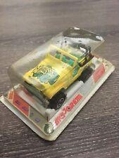 Majorette Jeep Yellow #290 200 Series Diecast Model Rare