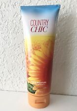 1 NEW Bath & Body Works Country Chic Triple Moisture Body Cream 8 Oz