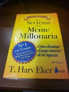 los secretos de la mente millonaria libro en español spanish espanol book