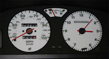 Lockwood Peugeot 106 115MPH Jaeger no Rev - with Rest Pegs WHITE (G) Dial Kit