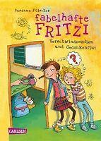 Fabelhafte Fritzi: Verschwindesachen und Gedankenfl... | Buch | Zustand sehr gut