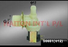 Water inlet Valve/Drain Valve (For hot water)ODΦ12*26.44m 10L/min 240V 90 DEGREE