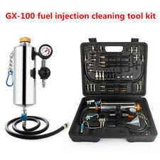 Car Injector Cleaner Non-Dismantle Fuel Injector Tester Washing Tool Kit Durable