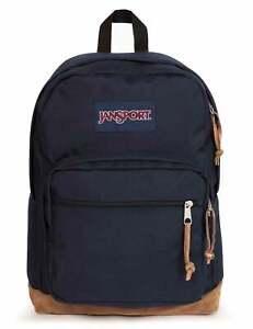 Jansport Heritage Unisex Right Pack 31L Backpack - Navy