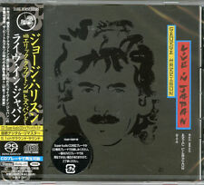 GEORGE HARRISON-WITH ERIC CLAPTON / LIVE IN JAPAN-JAPAN 2 SACD Hybrid I98
