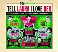 Tell Laura I Love Her -Great British Record Labels: Columbia [CD]