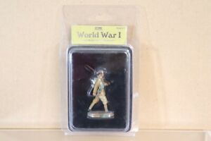 BRITAINS 23077 WWI 1916 - 17 BRITISH INFANTRY MARCHING No 1 BOXED nv