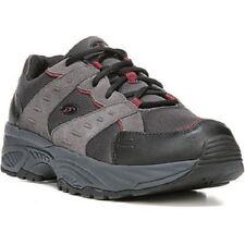 Dr. Scholls US Shoe Size 12 Men's Wide Width Memory Foam Sthletic Sneakers Grey