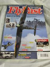 **LOOK** Mint FlyPast Magazine March 2016 - Spitfire and Macchi C202  FREE P+P