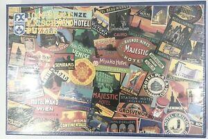 FX Schmid Collectible Puzzle - Destinations 1000 Piece Puzzle - New Sealed Box