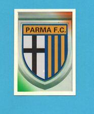 PANINI CALCIATORI 2011-2012-Figurina n.385- SCUDETTO/BADGE-PARMA-NEW