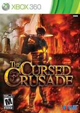 The Cursed Crusade Xbox 360 New Xbox 360