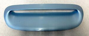 Genuine MINI Cooper S / JCW Bonnet Scoop (Electric Blue) for R53 R52 1473011 #1