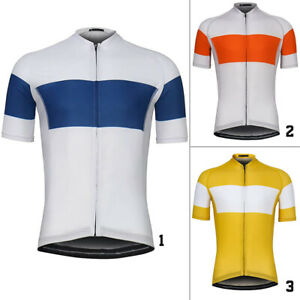 Short Sleeve Bicycle Clothing Cycling Shirt Biking Jacket Tshirt Sports Jersey