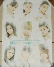 Morning Musume Only You 2011 Taiwan Promo Poster