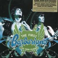 The First Barbarians : The First Barbarians CD Album with DVD 2 discs (2007)