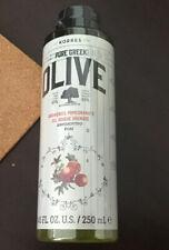 Korres Pure Greek Olive Showergel Pomegranate 8.45 Oz
