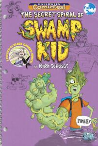 Secret Spiral Swamp Kid #1 Halloween 2019 DC Comics