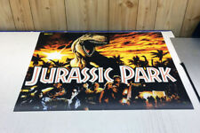 DATA EAST JURASSIC PARK Pinball Machine Translite
