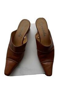 Schicke Pantolette Gr. 41