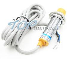 LJC18A3-B-Z/BX 3-wire 10mm Capacitive Proximity Sensor Switch NPN DC NO 300mA