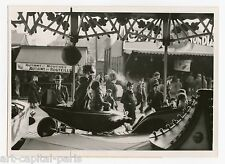 PHOTOGRAPHIE ARGENTIQUE ORIGINALE 1939 FOIRE DU TRONE PARIS VINTAGE PHOTOGRAPH