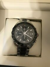 TAG HEUER with box. Formula 1 automatic CAZ2012-0 chronograph Watch