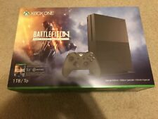 Microsoft Xbox One S Battlefield 1: Military Green Special Edition Bundle 1TB Gr