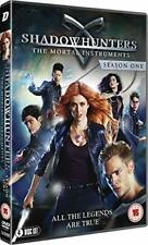 Shadowhunters Complete Season 1 - Genuine UK DVD NEW & SEALED (First Series)