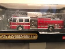 Corgi 54901 1/50 E-One 75ft Ladder Demo Colours