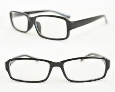 3er Pack Nerd Sonnenbrille Brille Nerdbrille Modebrille Männer Frauen schwarz q8sRnodIrO