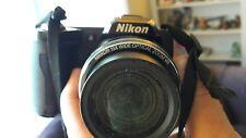 Nikon Coolpix L110 12.1MP Digital Camera, Great Condition