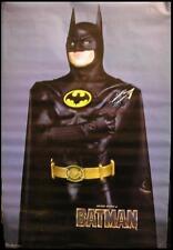 BATMAN MOVIE 1989 WITH GUN? ORIGINAL POSTER MKEATON