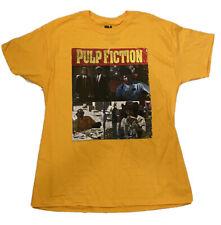Pulp Fiction Movie T shirt Quentin Tarantino '94 John Travolta Samuel Jackson L