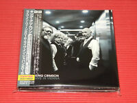 KING CRIMSON Live In Vienna 2016 + Live In Tokyo 2015 JAPAN 2 CD + HQCD