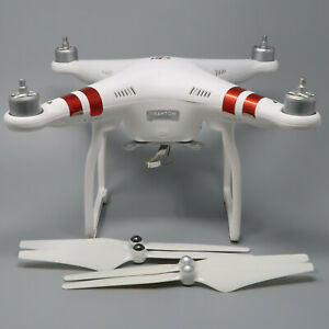 DJI Phantom 3 Standard Drone QUADCOPTER ONLY plus props - Awesome Drone!