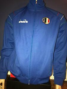 Diadora x Packer Azzurri N9000 Olympian Track Jacket Size XXL
