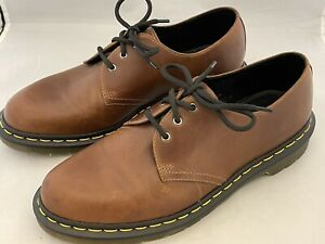 Doc Martens #22829 Brown Leather Size 10M (Very Nice Docs!)