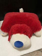 """PILLOW PETS PATRIOTIC FLAG 18"""" DOG  RED WHITE & BLUE AMERICA FOURTH JULY"""